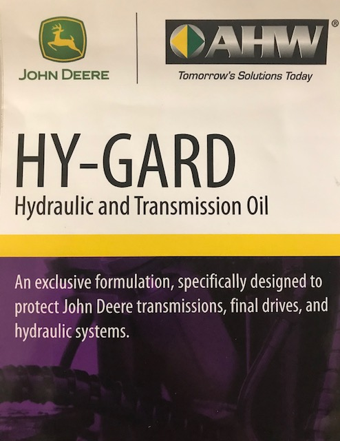 John Deere Hy-Gard Transmission and Hydraulic Oil in 55 Gallon Drum AR69445