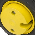 John Deere 30-lb Front Wheel Weight - BM17964
