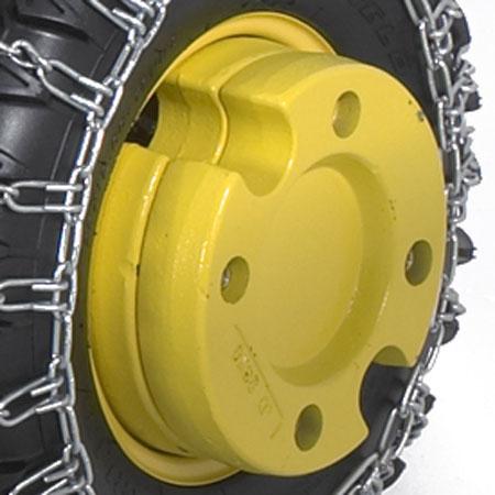 John Deere 50 Lb Rear Cast Iron Wheel Weight Bm17972