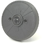 John Deere 31-Lb Plastic Rear Wheel Weight Kit