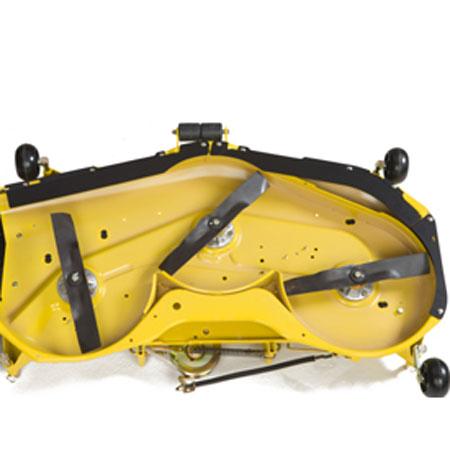 John Deere Leaf Bagging Blowout Kit 54c Deck Bm20985