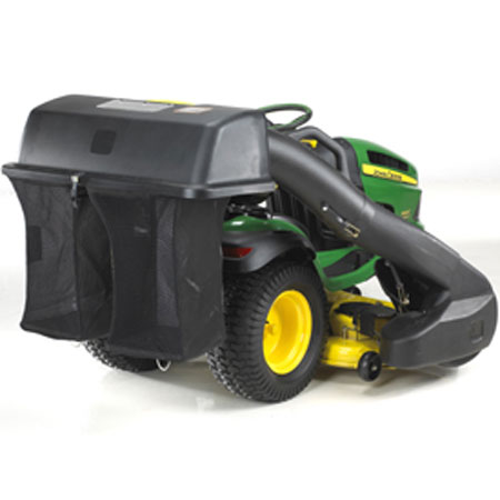 John Deere 6 5 Bu Rear Bagger Hopper Chute And Power