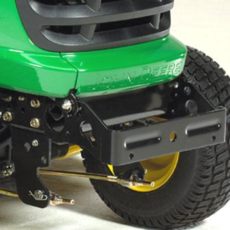 John Deere Front Weight Bracket Bumper Bm23621