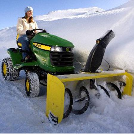 john deere 44 inch snow blower sku23045 rh shopgreendealer com john deere d130 snow blower manual john deere snow blower manuals for an 826