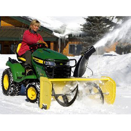 John Deere 47 Inch Snow Blower Sku23047