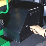 John Deere Side Storage Box