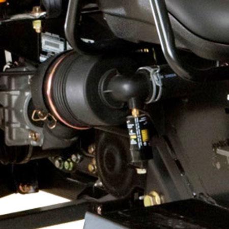 John Deere Air Cleaner Relocation Kit Bm23638