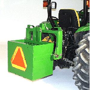 John Deere Ballast Box Bw15073