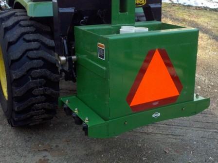 Ballast Box Trolley Cart