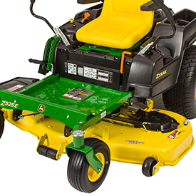 Complete 54 Accel Mower Deck Assembly For Z500 Series