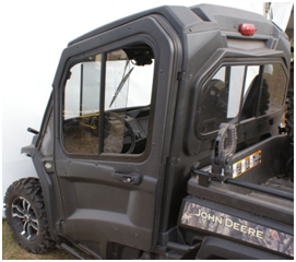 Ops Poly Door And Rear Panel Kit For Cabs