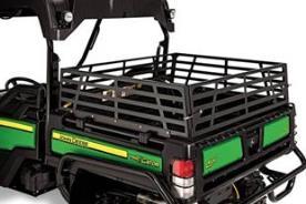 John Deere Deluxe Cargo Box Side Extensions Bm24901