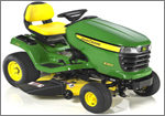 John Deere X300 Series 2015 and Below