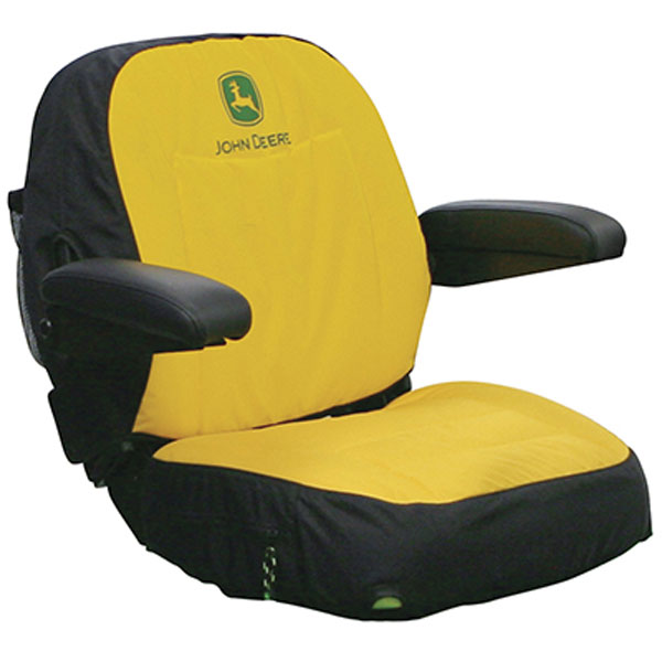 Fabric Is Coated For Maximum Water Resistance And Repellency Great Protecting A New Seat Or Renewing An Old One The 2 Piece Construction Cover