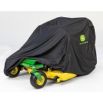 John Deere Z5 and Z7 Mower Cover - With ROPS - LP75979