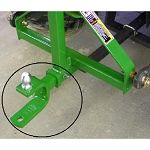 Clevis and Ball Mount Hitch