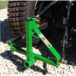 Heavy Duty 3-Point Receiver Hitch