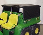 Original Tractor Cab Cargo Box Cover For 4X2 Gators