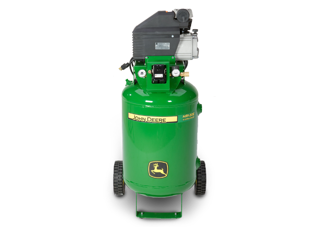 John Deere Air Compressors Shopgreendealer >> John Deere Hr1 20e 2 Hp Electric Motor Compressor Csa Listed Hr1 20e