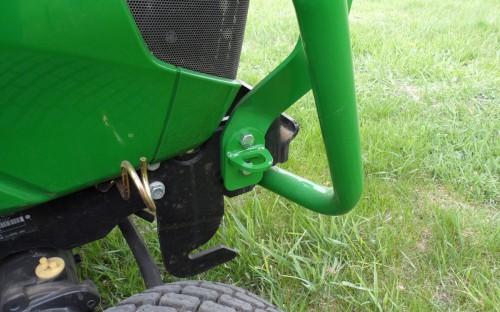 John Deere Gator >> John Deere DOT Front Tie Downs For 1 Series Tractors JDFTTD01