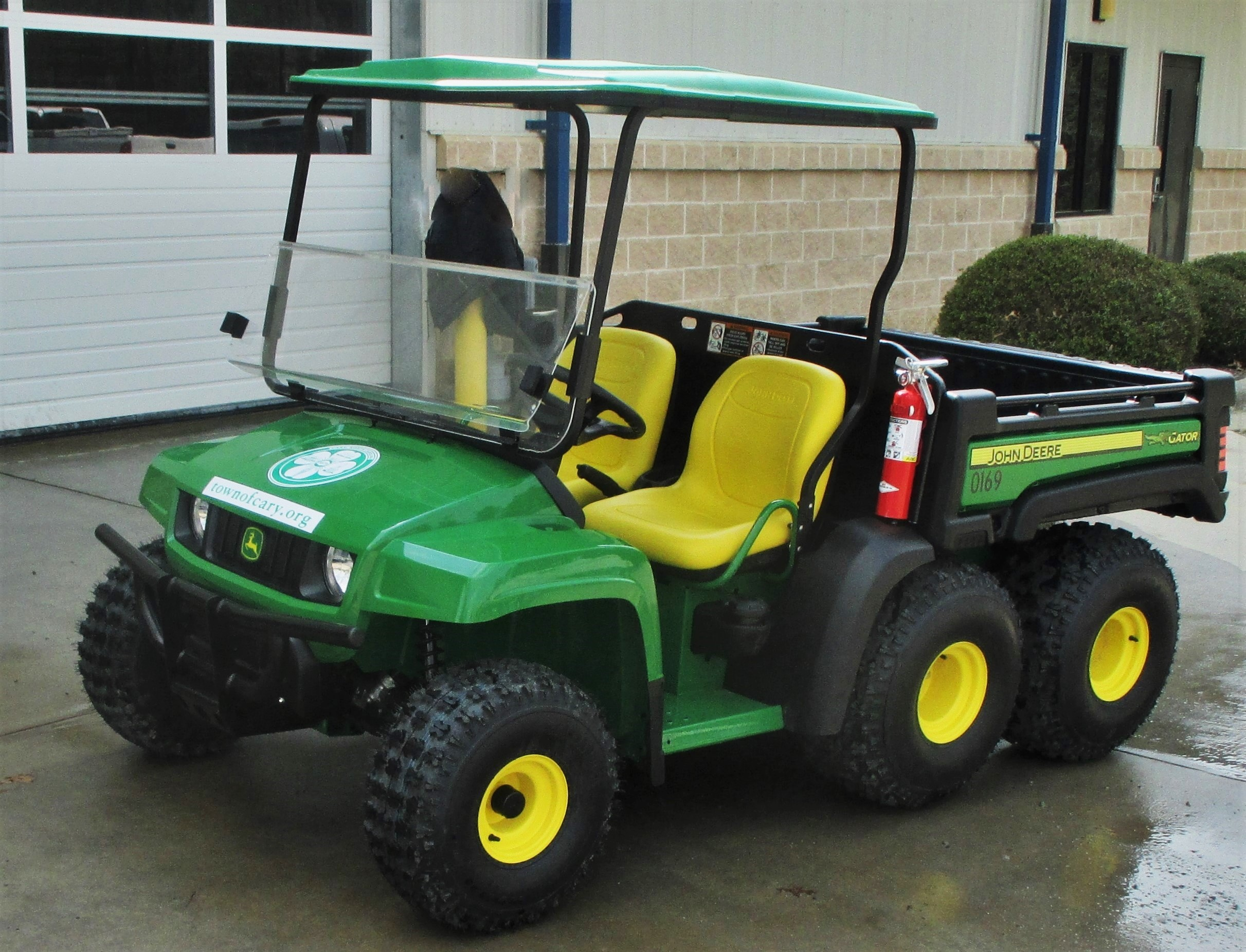 Write a Review & TH 6X4 Gator Hard Top Canopy Roof and Frame