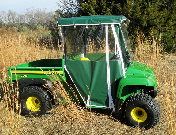 Hard Top Canopy Roof and Frame for TS and TX John Deere Gators & TS TX Gator Hard Top Canopy Roof and Frame