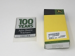John Deere Raised Gel 100 Year Anniversary Decal L221808