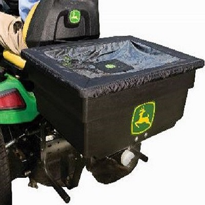 John Deere Gator >> JD Electric Spreader For X300, X500, and X700 Select Series Tractors