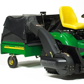 Mc519 Material Collection Cart Bagger For John Deere