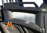 John Deere Gator RSX 850i Diamond Door Panel Insert Set