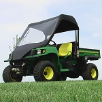 John Deere XUV Windshield Top Combo