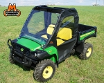 John Deere Gator XUV 625i 825i Soft Door and Rear Window