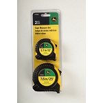 John Deere 2-piece Tape Measure Set