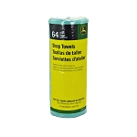 John Deere Shop Towels Roll