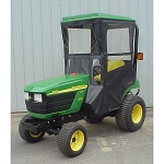 Hard Top Cab Enclosure For 2210 and 2305 Compact Utility Tractor