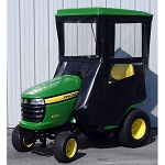 Hard Top Cab Enclosure Fits John Deere 2016 X300 Series Tractors