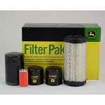 John Deere 4100 and 4110 Compact Utility Filter Pak