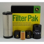 John Deere 4500, 4600, and 4700 Compact Utility Filter Pak