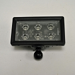 John Deere 3x5 Rectangular LED Flood Lamp