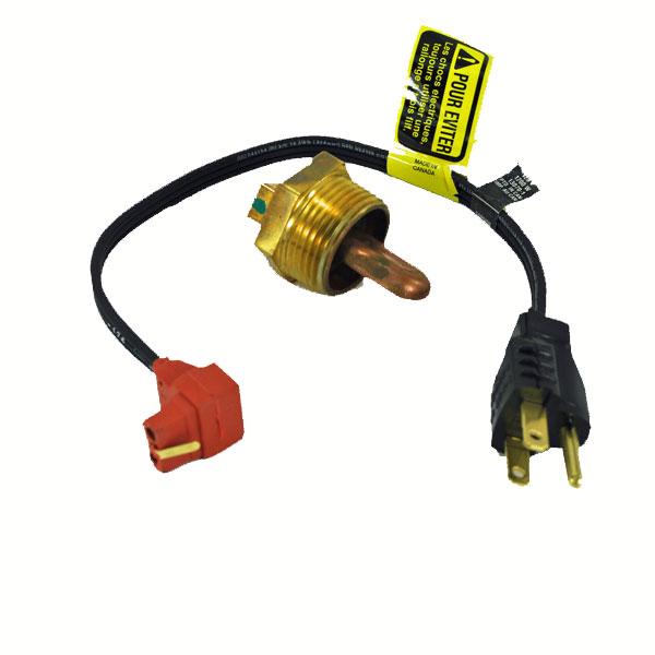 John Deere Engine Coolant Heater Kit Ar87167