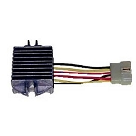John Deere Voltage Regulator - AUC12632