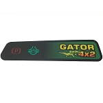 John Deere Instrument Panel Indicator For Gasoline 4X2 Gators Above SN 021061