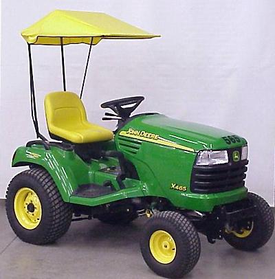 Original Tractor Cab Sunshade 30160 & Original Tractor Cab Sunshade Fits John Deere X400 X500 u0026 X700 ...