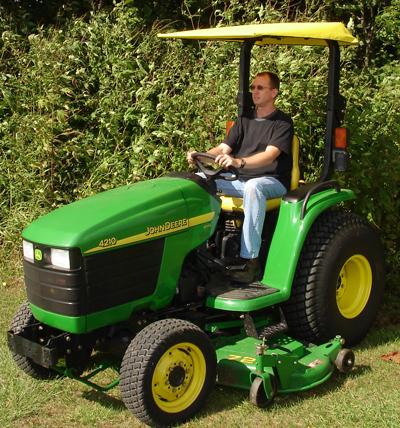 Original Tractor Cab Sunshade Fits John Deere Compact
