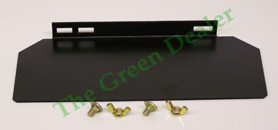 John Deere 38 Inch Deck Leaf Mulch Plate