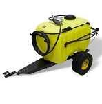 John Deere 45 Gallon Tow Behind Sprayer