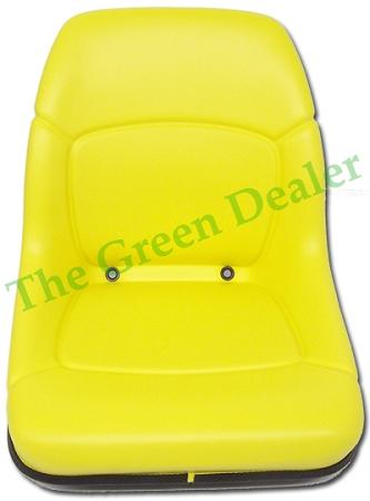 John Deere Attachments >> John Deere High Back Seat AM117489