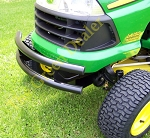 John Deere D100 100 and LA100 Series Steel Front Bumper