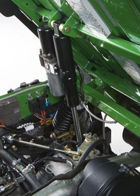 John Deere Gator >> John Deere XUV Gator Power Lift Kit BM23079
