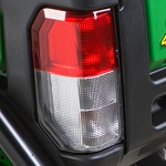 John Deere Gator Brake and Taillight kit for Deluxe Cargo Box